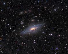 NGC 7331 and Beyond