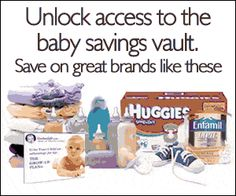 Free Baby Stuff and Samples