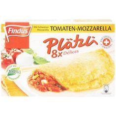 Findus Délices tomates & mozzarella congelés 8 pièces Tomate Mozzarella, Tomatoes, Kitchens