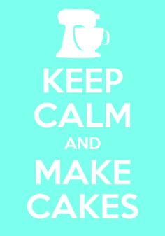 make cakes¡¡