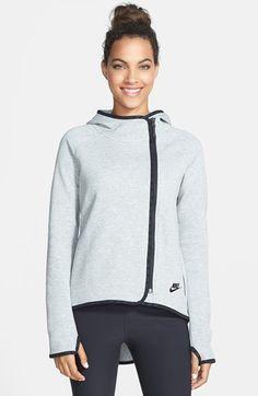 Nike 'Tech' Hooded Fleece Jacket   Nordstrom