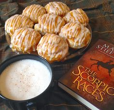 Food Adventures (in fiction!): November Cakes & Salted Butter Tea from The Scorpio Races