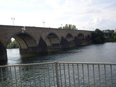 bridge in Koblenz 1