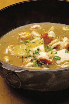 Cajun Shrimp Stew Recipe Emeril's Cajun Shrimp Stew Recipe. good old Louisiana southern cookin!Emeril's Cajun Shrimp Stew Recipe. good old Louisiana southern cookin! Seafood Dishes, Seafood Recipes, Fish Recipes, Soup Recipes, Dinner Recipes, Cooking Recipes, Seafood Stew, Recipies, Healthy Recipes