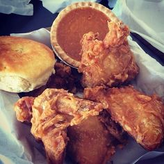 Fried chicken may be best known as Southern soul food, but Los Angeles has got more than enough soul of its own when it comes to the crispy bird game.