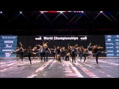 Flanagan HS World 2012 WGI. I have major goosebumps.