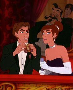 Dimitri and Anastasia