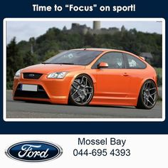 Nothing beats the excitement and endurance of our Ford Focus ST. Mosselbaai Ford & Mazda hopes that the rugby this afternoon will at least provide some entertainment and may the best team win. #focus #sportscar #lifestyle