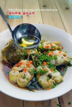 ... Steamed Fish - Fishy fishy #3 | noms | Pinterest | Thai Style, Fish