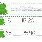 Students use this center to practice skip counting by 2s, 5s, and 10s. Each pattern starts with a random number. Great for a group or individuals....