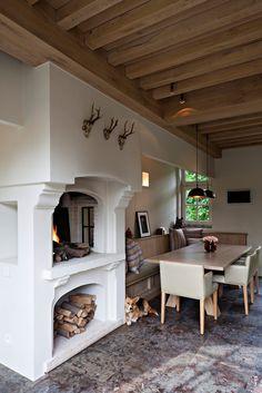 Themenos - Renovatie herenboerderij - Hoog ■ Exclusieve woon- en tuin inspiratie.