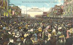Mardi Gras Day, New Orleans