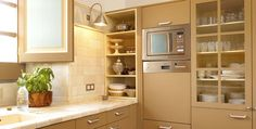 Placement of dishwasher promises to be easy on the back.   DEULONDER