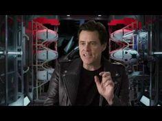Jim Carrey (Doctor Robotnic) habla sobre Sonic La Película