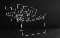 Neliö Chair by Timo Ripatti