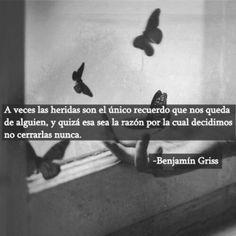 〽️️Benjamín Griss
