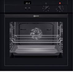 Neff B14M42S3GB Electric Built-In Single Oven Black - Banyo