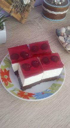 Túrós meggyes süti, már a látványa is fantasztikus, érdemes megkóstolni! - Egyszerű Gyors Receptek