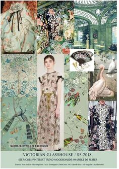 TRENDS // MARIEKE DE RUITER - PRINT/PATTERN/COLOR TREND FORECAST . SS 2017- SS 2018