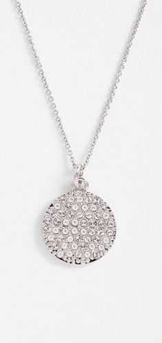Sparkle! Cute Kate Spade Necklace