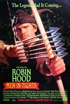 Robin Hood: Men in Tights - Wikipedia, the free encyclopedia
