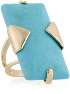 Neiman Marcus Jewelry KENDRA SCOTT  | Kendra Scott Tobin Turquoise Ring $60.00 thestylecure.com