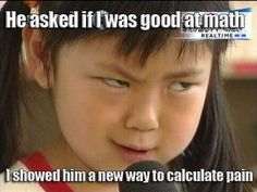 Asian stereotypes humor and racist memes Asian Jokes, Asian Humor, Creepy Kids, Creepy Children, Scary, Math About Me, Math Humor, You Stupid, Smosh