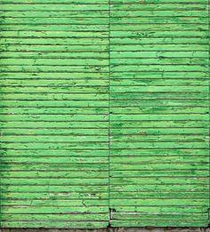 Det er ikke mye som skiller dette grønnmalte treverket fra virkeligheten. Mr. Perswall/ Borge.