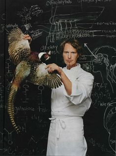 Grant Achatz - chef/owner of The Alinea Project in Chicago Martin Schoeller, Portrait Poses, Portrait Photography, Food Photography, Big Chefs, Greg Williams, Cooking Photos, Modern Portraits, Beauty Around The World
