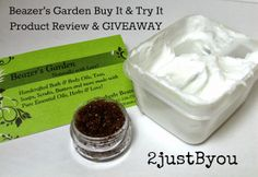 Herbal Spa Goodness {Beazers Garden Product Review & GIVEAWAY} - 2justByou