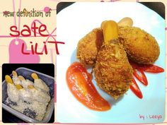 New Definition of 'Sate Lilit', Javanese dishes of coconut crumb, spices, and meat, yum..!! ^^