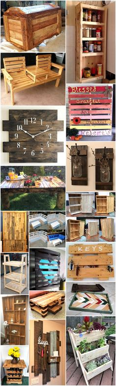 Transcendent Dog House with Recycled Pallets Ideas. Adorable Dog House with Recycled Pallets Ideas. Wood Pallet Bar, Wood Pallet Planters, Wooden Pallet Projects, Pallet Ideas, Pallet Couch, Pallet Furniture Plans, Reclaimed Wood Furniture, Furniture Projects, Furniture Chairs
