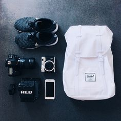 Herschel Supply: Well Packed for daily adventures.