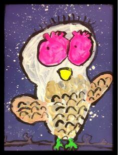 Gr. K: Magic Owls