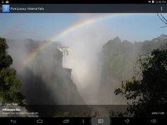 God has given us the rainbow as a reminder that there will never again be a noah' ark flood of the earth.
