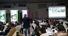 Evento Syngenta, apresentação da semente Activa. local: Sociedade Rural do Vale do Ivaí, Jandai. Locação de telão, projetor e iluminação.