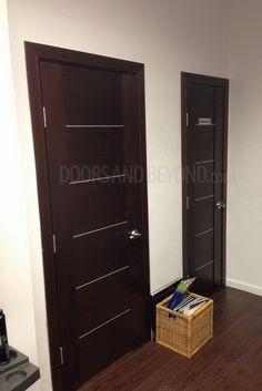 Maximum 201 Interior Doors Wenge