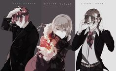 K Project Project Red, Best Graphics, Pretty Art, Best Couple, Manga Anime, Fan Art, Animation, Projects, Pictures