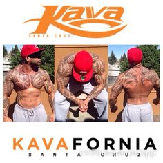 ISLAND TRIBAL DONE WITH A KAVAFLOW STYLE- KAVAFORNIA LIVING