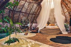 A Look Inside Azulik Tulum Treehouse Eco Resort -You can find Tulum and more on our website.A Look Inside Azulik Tulum Treehouse Eco Resort - Azulik Hotel Tulum, Azulik Tulum, Tulum Restaurants, Casa Hotel, Tulum Beach, Mexico Resorts, Tulum Mexico, Coco Tulum, Playa Del Carmen