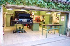 Jack Olsen's 12 gauge garage
