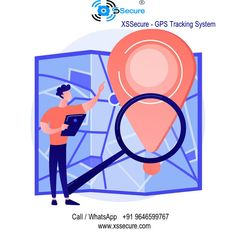 XSSecure - GPS Tracking System in Chandigarh India - #GPS #XSSecure #AIS140Device #NonAISGPS #GPSTracking #GPSTracker Vehicle Tracking System, Tracking App, Chandigarh, Hand Holding Phone, Gps Tracker For Car, App Map, Mobile App Templates, Gps Navigation, Flat Design