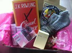 Pop Sugar Must Have Box - PopSugar October 2012 Review - Monthly Women's Subscription Boxes #popsugar #musthavebox