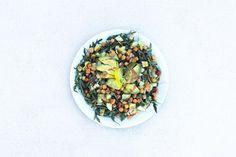 Ihana kvinoa-tahinisalaatti (ve,g)