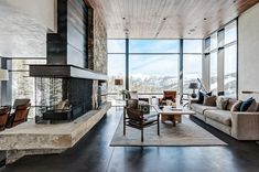 http://www.pearsondesigngroup.com/projects/modern/mountain-modern/