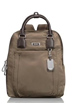 Tumi 'Voyager - Ascot' Convertible Backpack.  Can be carried as a backpack or tote! (via nordstrom)