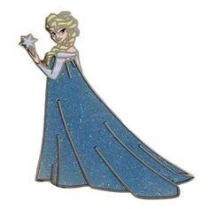 Your WDW Store - Disney Princess Pin - Disney's Frozen Elsa