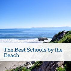Best Colleges on the Beach!