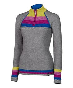 Take a look at this Sterling Taylor Merino-Blend Pullover - Women by Neve on #zulily today! $85 !!