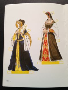 1999 Wives of King Henry VIII, Anne Boleyn 2